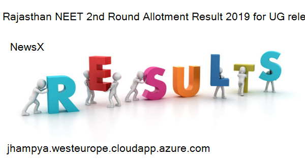 Rajasthan NEET 2nd Round Allotment Result 2019 for UG released, check at rajneetug2019.rajasthan.gov.in 5